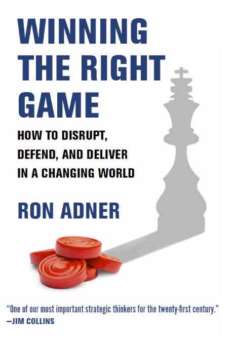Winning the Right Game Ron Adner